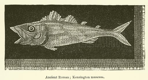 Ancient Roman, Kensington museum. Illustration for The Industrial Arts published for the Board of Education (Chapman and Hall, c 1890).
