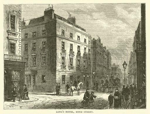 Long's Hotel, Bond Street