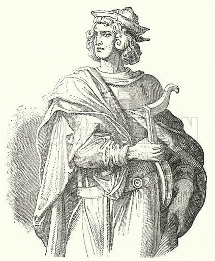 Walther von der Vogelweide, Middle High German lyric poet