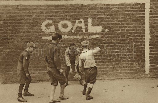 Football in the East End