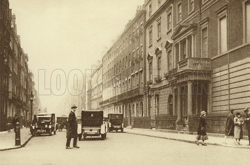 Harley Street, Marylebone