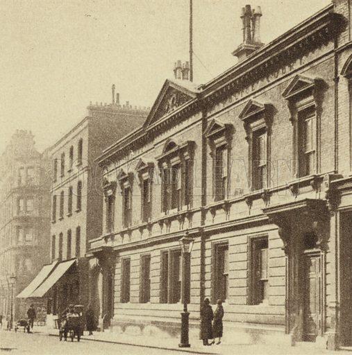 Marylebone Police Court, Seymour Place