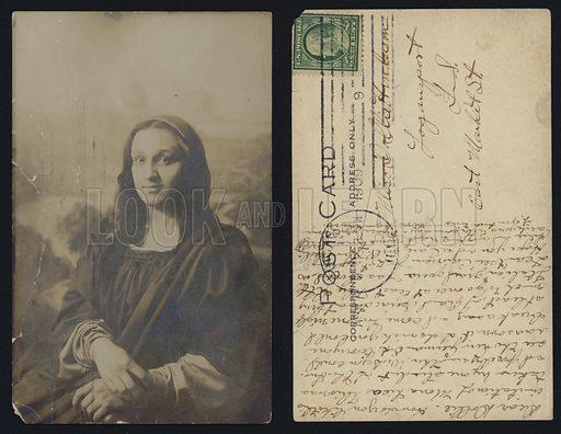 Male Mona Lisa