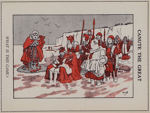 Canute The Great, What Is This Game?