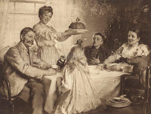 The Christmas Pudding