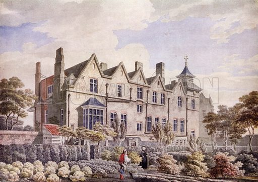 Marylebone Manor House, London