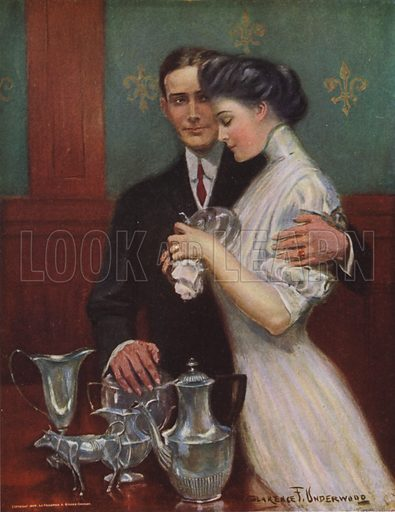 Tending the Silver