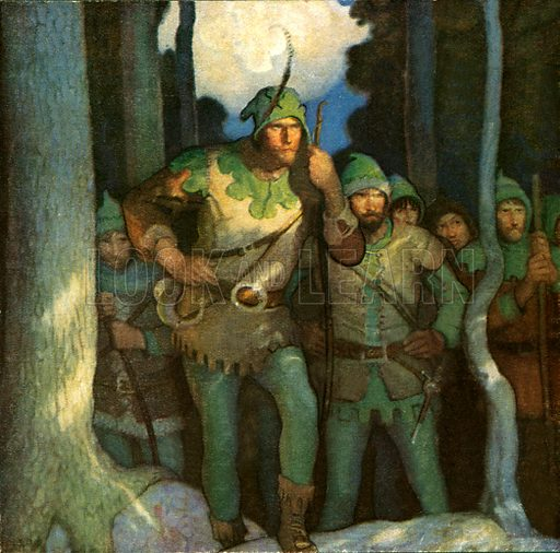 Robin Hood and his Merry Outlaws