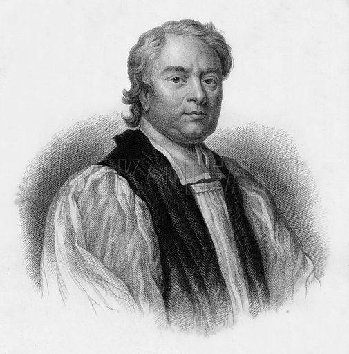 John Tillotson. Illustration for Lives of Eminent and Illustrious Englishmen edited by GG Cunningham (Fullarton, c 1830).