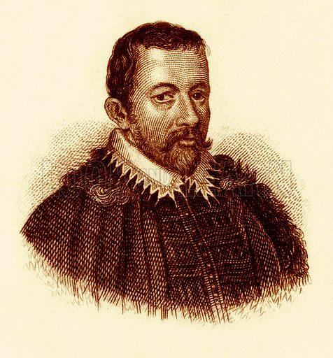 picture, Sir Thomas Bodley, Bodleian Library, portrait