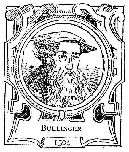 Bullinger. Illustration for The Portrait Birthday-Book (Seely, c 1870).