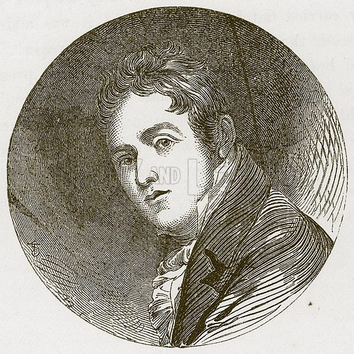 Wilkie. Illustration for Extraordinary Men: Their Boyhood and Early Life by William Russell (George Routledge, c 1870).