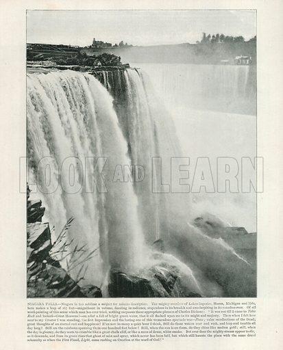 picture, Niagara Falls