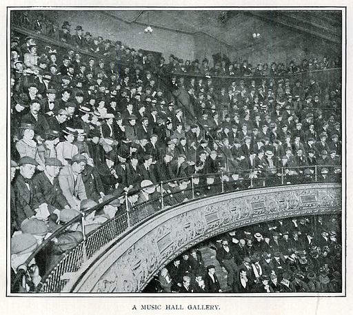 A Music Hall Gallery