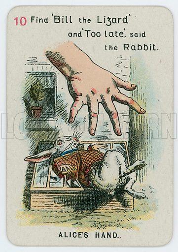 Alice's Hand