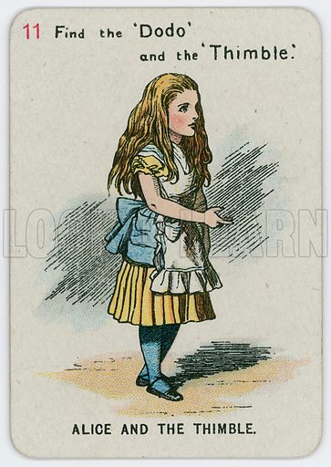 Alice and the Thimble