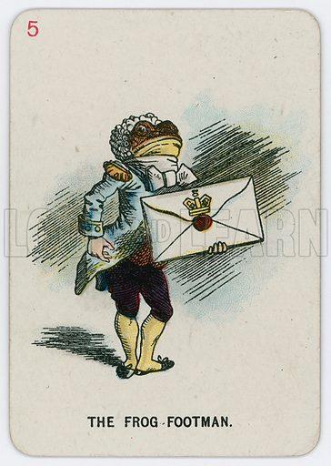The Frog-Footman