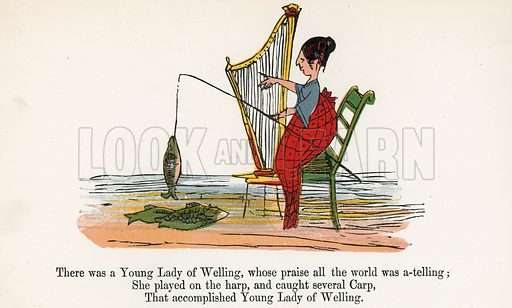 There was a Young Lady of Welling