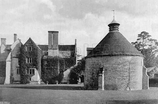 The Culver. Photograph for In English Homes Vol II (Country Life, 1907).