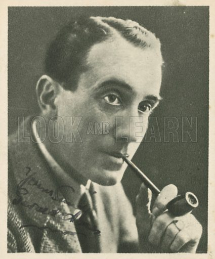 Gerald Ames. Who's who in British films.  Issued by the Spinnet House.  Early 20th century.