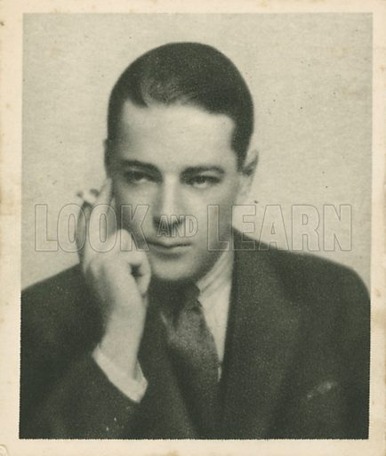 Patrick Aherne. Who's who in British films.  Issued by the Spinnet House.  Early 20th century.