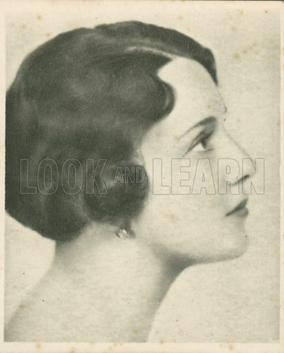 Stella Arbenina. Who's who in British films.  Issued by the Spinnet House.  Early 20th century.