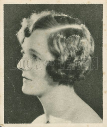 Chrissie White. Who's who in British films.  Issued by the Spinnet House.  Early 20th century.