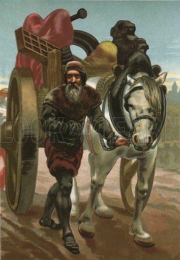 Gutenberg expelled from Strasbourg