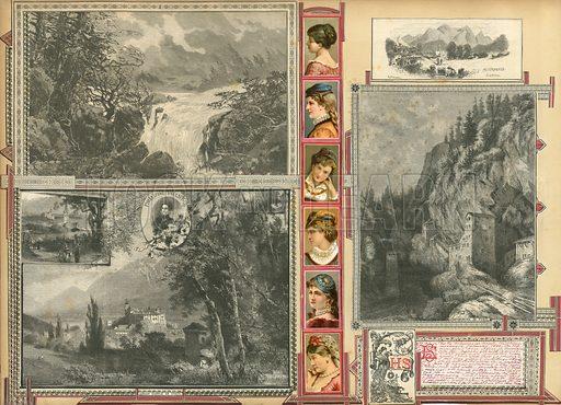 Page from Sammelsurium Volume VI.