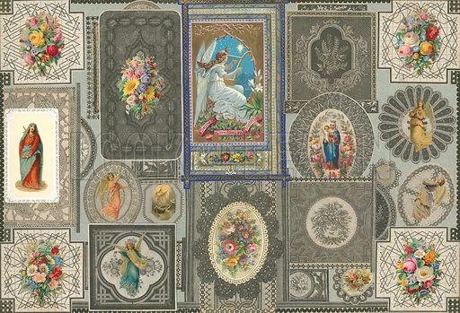 Page from Sammelsurium Volume IX.