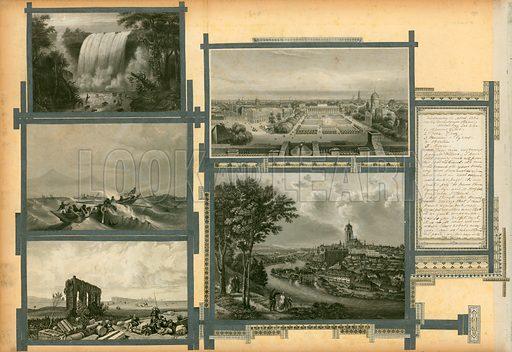 Page from Sammelsurium Volume VIII.