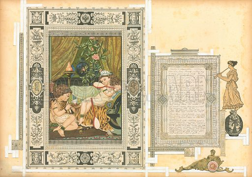 Page from Sammelsurium Volume II.