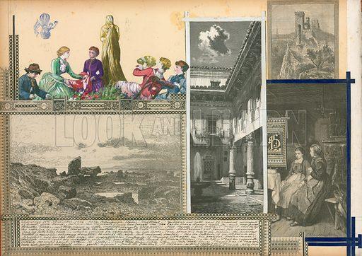 Page from Sammelsurium Volume III.