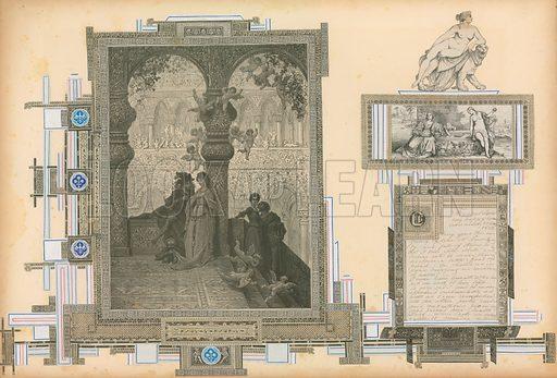 Page from Sammelsurium Volume V.