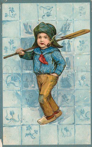 Edwardian postcard