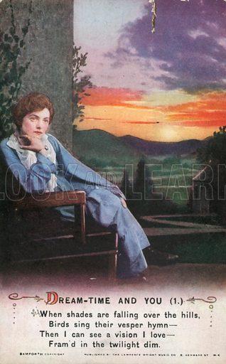 Edwardian postcard.