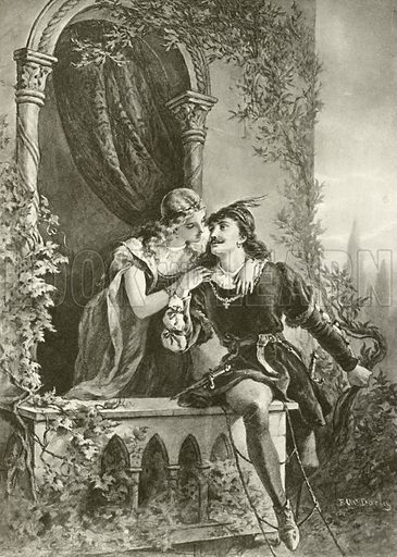 Romeo and Juliet. Act III-Scene V.