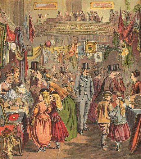 Antiques bazaar