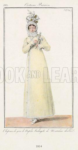 1814. Illustration for Dame Fashion (Sampson Low, 1913).
