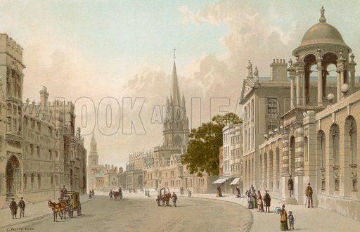 High Street – Oxford