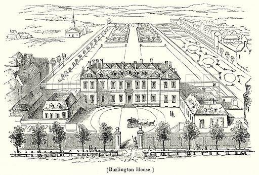 Burlington House. London edited by Charles Knight (Virtue, c 1880).