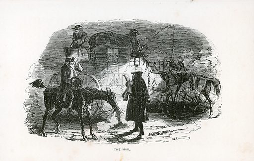 Illustration for A Tale of Two Cities by Charles Dickens (Caxton Publishing, c 1900).