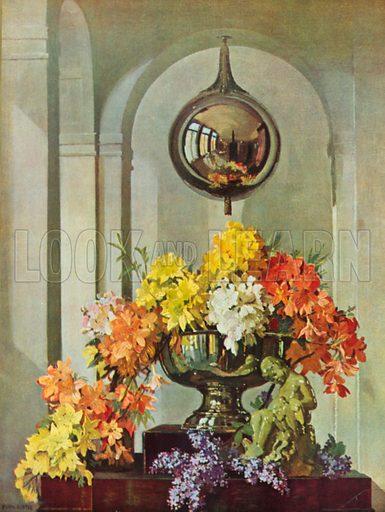 Summertime. Modern Masterpieces by Frank Rutter (Newnes, c 1920).