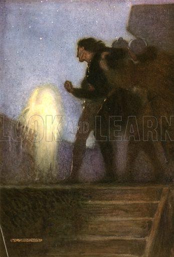 Still am I called. Illustration for Shakespeare's Tragedy of Hamlet (Hodder & Stoughton, c 1920).