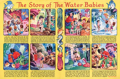 The Story of the Water Babies. From Playhour (1957).