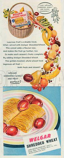 Welgar Advertisement, 1951.