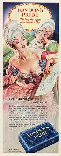 London's Pride Advertisement, 1950.