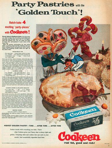 Cookeen Advertisement, 1955.
