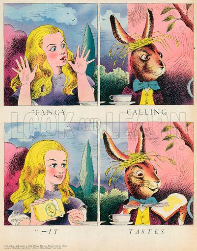 Stork Margarine Advertisement, 1954.