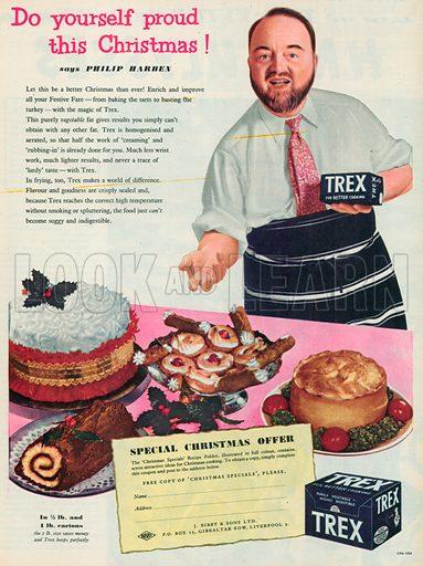 Trex Advertisement, 1955.